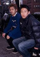 彼氏と彼氏の交姦日記 vol.1