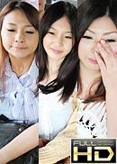 ウブな女子大生と温泉乱交バスツアー!車内編vol.1