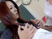 性職者・当真ゆき「女教師と看護師」