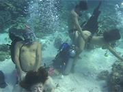 AQUA SEX 3~南の島でサバイバルFUCK!~
